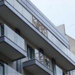 Balconi in vetro A