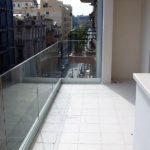 Balconi in vetro B