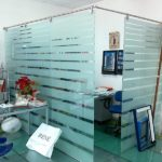 Box ufficio vetro