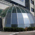 Cupola in vetro Bari