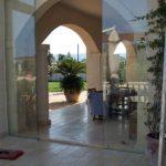 Porte scorrevoli in vetro 1