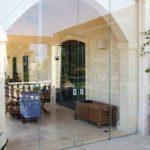 Porte scorrevoli in vetro 2