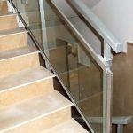 Vetri per scalinate Bari 2