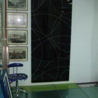 Porte cristallo Bari 24